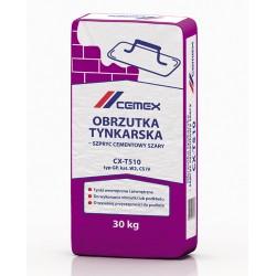 Obrzutka tynkarska – szpryc cementowy szary CX-T510 30kg