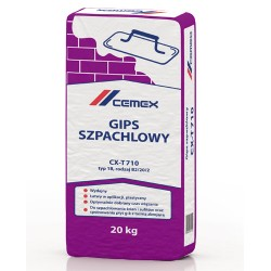 Gips szpachlowy CX-T710 20kg